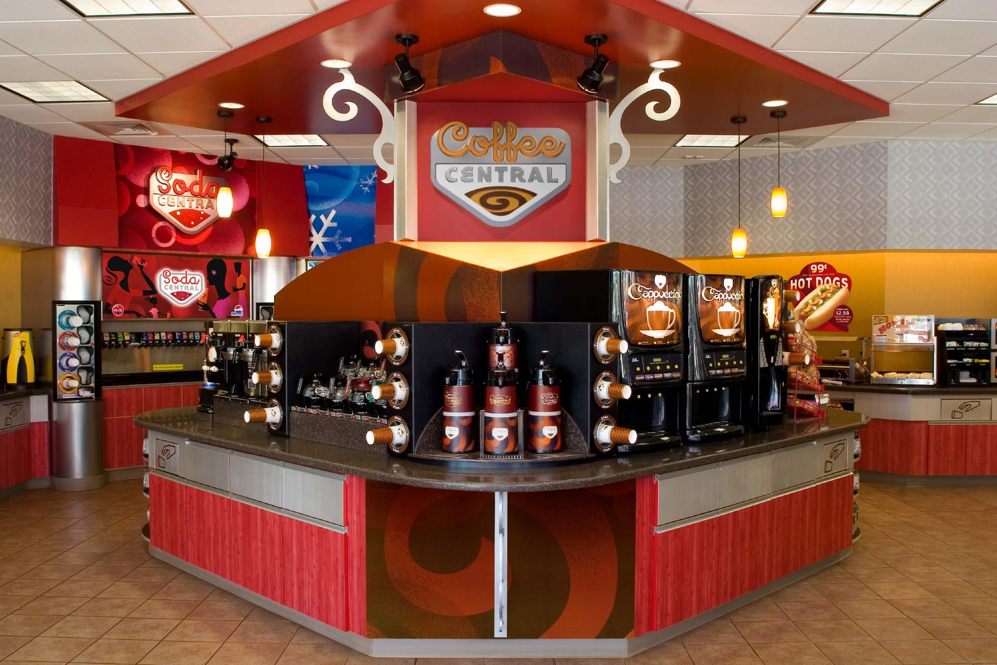 Kroger C-Stores – Gardner Design